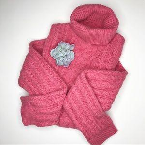 VTG PURE Cashmere sweater szL